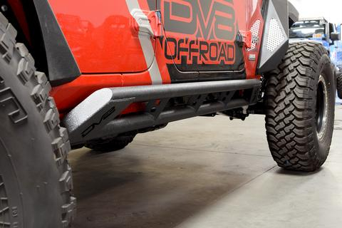 Jeep - DV8 Rails