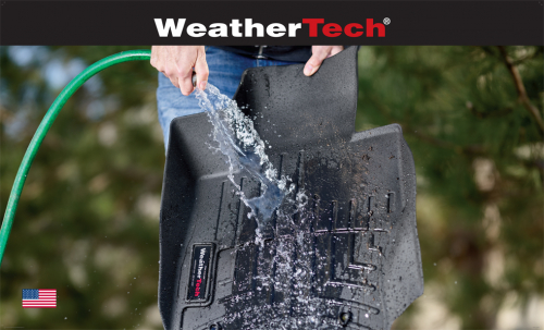 Interior Accessories - Weathertech Floor Mats