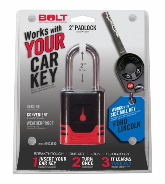 BOLT - BOLT   Padlock   Ford Side Cut   (7023540)