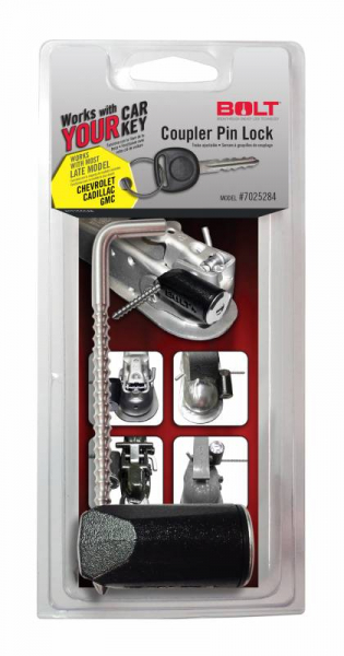 BOLT - BOLT   Coupler Pin Lock   GM Late Model (gm B)   (7025284)