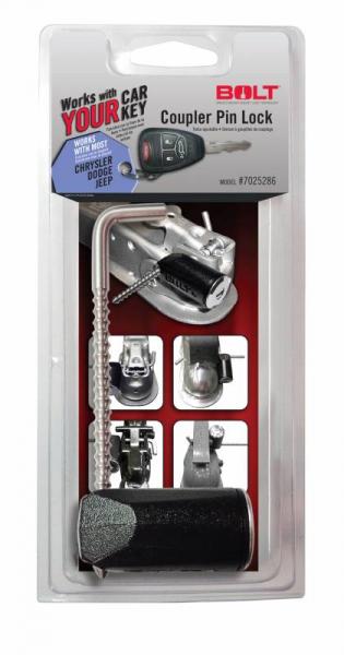 BOLT - BOLT   Coupler Pin Lock   Ram/Jeep    (7025286)