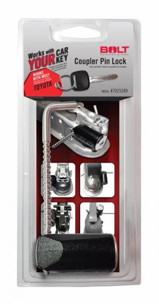 BOLT - BOLT   Coupler Pin Lock   Toyota   (7025289)