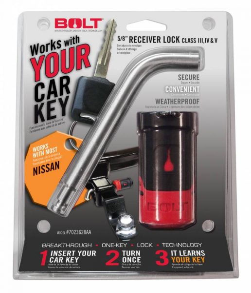 "BOLT - BOLT   5/8""   Receiver Lock   Nissan   (7023583)"