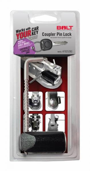 BOLT - BOLT   Coupler Pin Lock   GM Early Model (gm A)   (7025283)