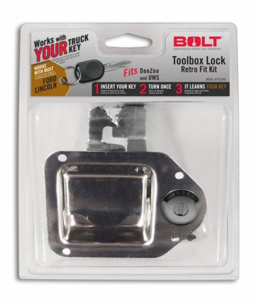 BOLT - BOLT   Toolbox Latch   Ford   (7022698)