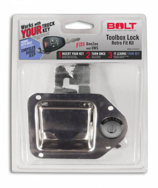 BOLT - BOLT   Toolbox Latch Dodge/Jeep   (7022699)