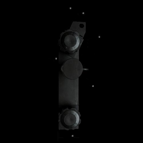 BOLT - BOLT   J-mount Black/driver side   (7028648)