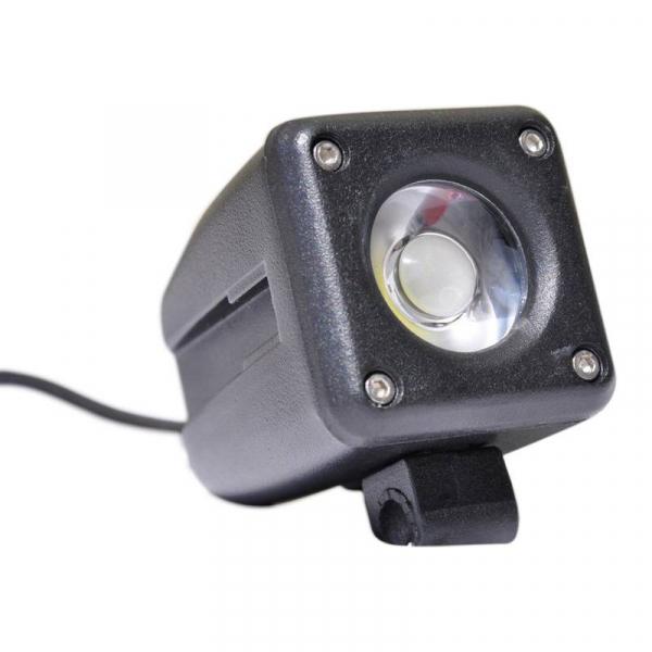"DV8 Offroad - DV8 - 2""  LEDSquare Off Road Light 10W Spot 10W  Black   (S2.1E10W10W)"