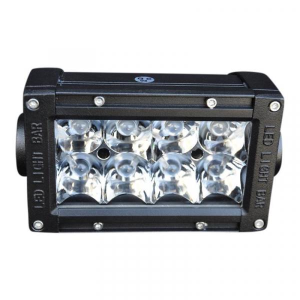 "DV8 Offroad - DV8 - 5""  LED   Light Bar   24W Flood/Spot   3W   Chrome   (B5CE24W3W)"