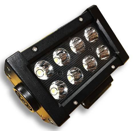 "DV8 Offroad - DV8  5"" LIGHT BAR   (BR5E24W3W)"