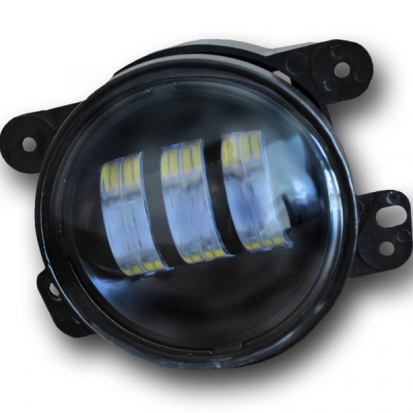 "DV8 Offroad - DV8 - 4""  LED   Replacement  Fog  Lights     Wrangler JK  (R4FL16W3W)"
