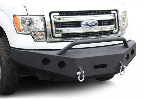 DV8 Offroad - DV8 -Front  Bumper  Ford F-150   2009-2014   (FBFF1-01)