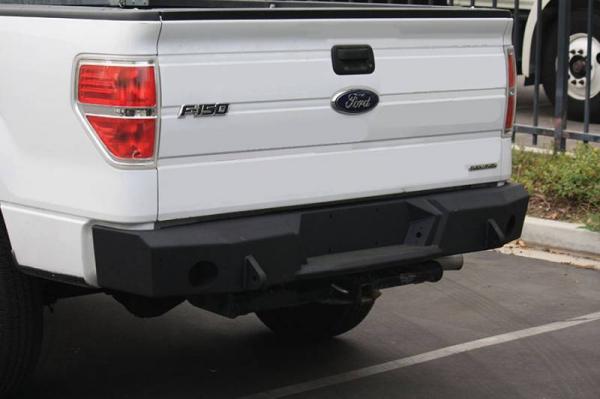 DV8 Offroad - DV8 -Rear  Bumper  Ford F-150   2009-2014   (RBFF1-01)