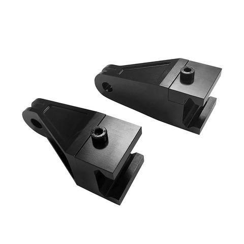 DV8 Offroad - DV8  Light Bar Mount For DV8 Off Road Rail Mount System   -Requires D-JL-190052-PIL  (D-JP-190057-LT)
