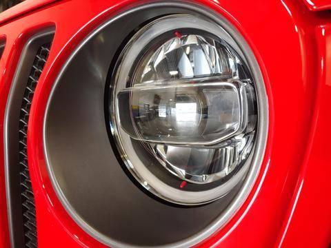 DV8 Offroad - DV8  LED Headlight Conversion     2018+  Jeep JL / Gladiator  (HLCJL-01)