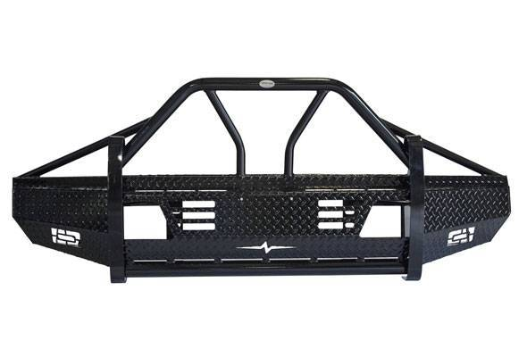 Frontier Truck Gear - Frontier Xtreme    Front Bumper  2005-2007 F250-F450 No OEM Fog (600-10-5006)