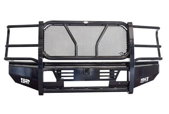 Frontier Truck Gear - Frontier Pro  Front Bumper  2011-2014 Chevy 2500HD/3500HD (130-21-1005)