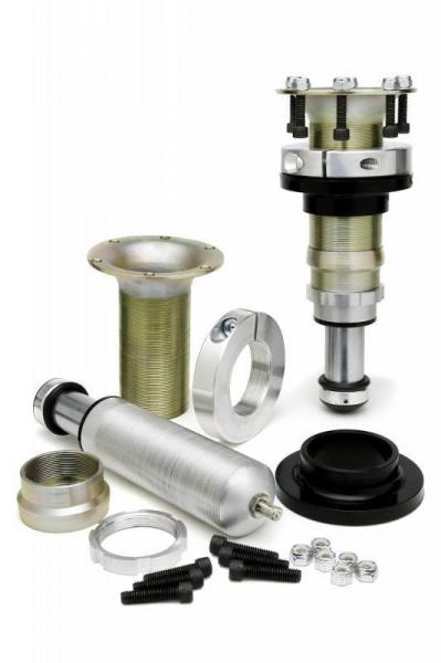 JKS - JKS Wrangler TJ, 1997-2006, Rear Adjustable Coil Spacer Pro (2700)