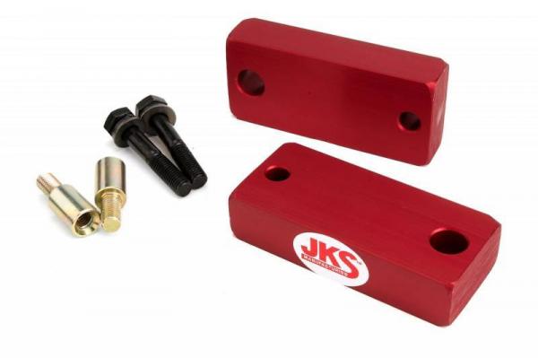 JKS - JKS Wrangler TJ, 1997-2006, Budget Motor Mount Lift (8100)