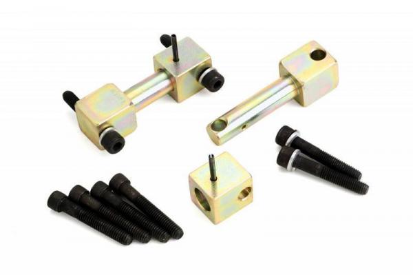 JKS - JKS Wrangler TJ, 1997-2006, Rear Upper Bar Pin Eliminator (9604)