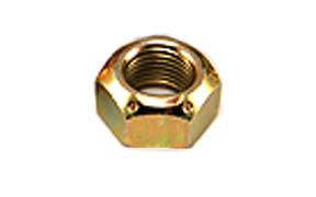 """JKS - JKS 9/16"""" -18 Top Lock Nut (N96FPT)"""