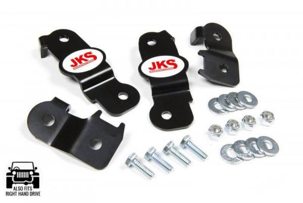 JKS - JKS Brake Line Relocation Bracket | Wrangler JK (2290)