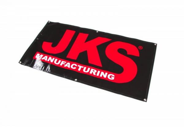 """JKS - JKS JKS Banner - 24"""" x 48"""" (BANNER1)"""