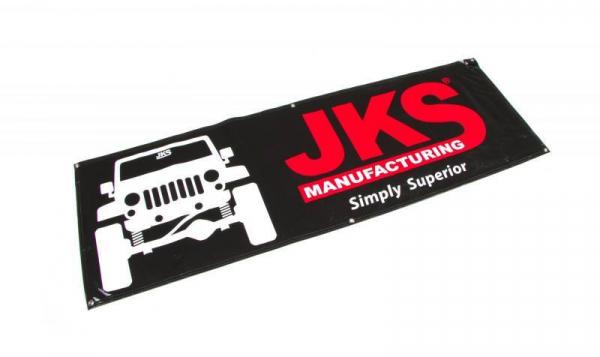 """JKS - JKS JKS Banner - 24"""" x 72"""" (BANNER2)"""
