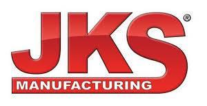 "JKS - JKS  5"" x 1.5"" Embossed Dome Emblems  (JKS11526)"