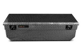 "Cam-Locker - Cam-Locker   53"" Chest  Box  Beveled Corners   Matte Black   (TB _RV53BL_MB)"