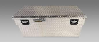 "Cam-Locker - Cam-Locker   60"" Chest   Box  Notched  Bright  (RV60SCN)"