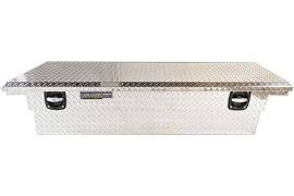 "Cam-Locker - Cam-Locker   71"" Crossover  Box  Deep   Low Profile  Bright   (TB _KS71LP)"