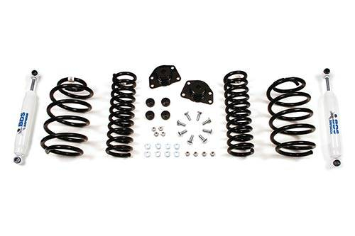 BDS - BDS Suspension Lift Kit - 2in Front/1.5in Rear Coil Spring (442H)