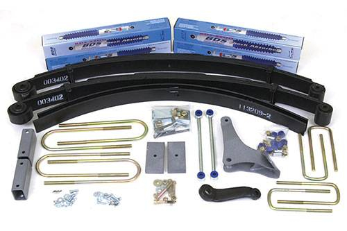 "BDS - BDS  4"" LIFT KIT  1999-2004  F250 / F350  4WD  (314H)"