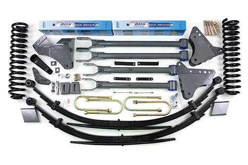 "BDS - BDS  6""  4-LINK LIFT KIT  2008-2010  F250 / F350  4WD  (560H)"