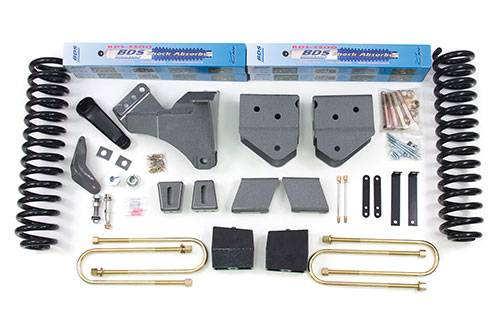 "BDS - BDS  6"" LIFT KIT  2008-2010  F250 / F350  4WD  (558H)"
