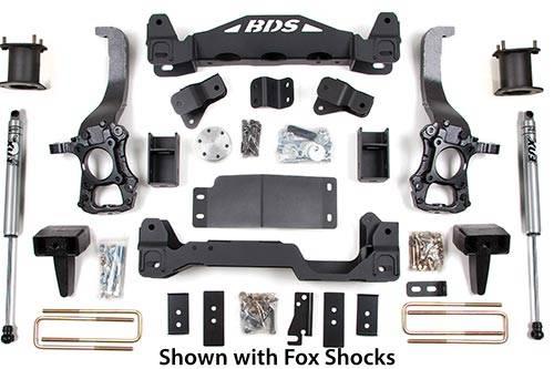 """BDS - BDS  6"""" LIFT  2014  F150  4WD  (1503H)"""