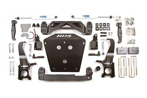 """BDS - BDS  7"""" Lift Kit  2007-2015 Tundra  2WD/4WD  (813H)"""