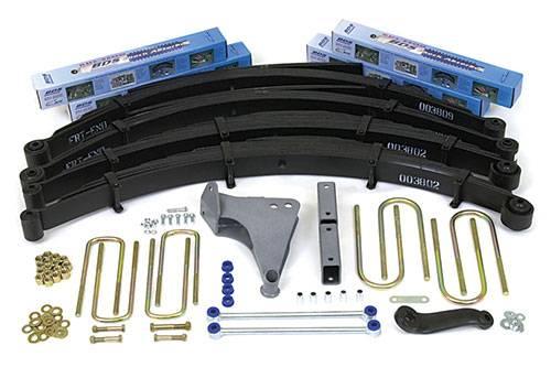 "BDS - BDS  8"" LIFT KIT  1999-2004  F250 / F350  4WD  (317H)"