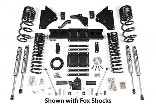 """BDS - BDS  5.5"""" Lift Kit  2014-2018 Ram 2500 w/ Rear Coil Springs   4WD Gas  (1605H)"""