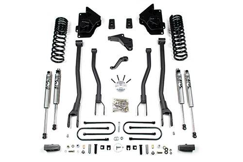 "BDS - BDS  5.5""  4-Link Lift Kit  2013-018 Ram 3500 w/out Air Ride  4WD Gas  (1608H)"