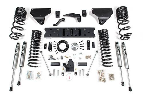 """BDS - BDS  4"""" LIFT KIT  2014-2018 RAM 2500  POWER WAGON  4WD  (1636H)"""