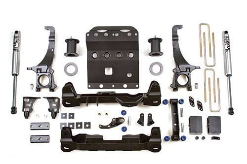 """BDS - BDS  6"""" LIFT KIT  2005-2015 TACOMA  4WD  (815H)"""