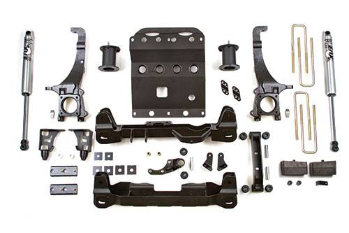 """BDS - BDS  4"""" Lift Kit  2005-2015 Tacoma  4WD  (816H)"""