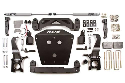 "BDS - BDS  7"" Lift Kit  16-17 Tundra 2WD / 16-18 Tundra 4WD   (818H)"