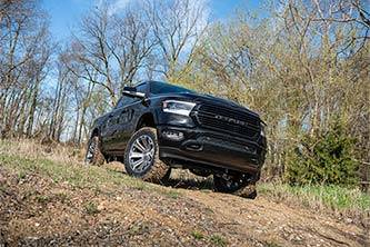 "BDS - BDS  4"" LIFT KIT  2019+ RAM 1500  W/ OUT AIR RIDE & RAM REBEL  4WD  (1638H)"
