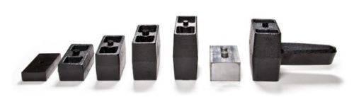 "BDS - BDS 4"" Rear Box Kit 2003-2013 Ram 2500 / 2003-2012 Ram 3500 (012405)"