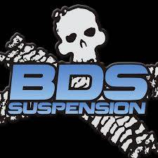 BDS - BDS - 2017 Super Duty Rear 6in Block Kit (013607)