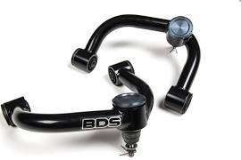 BDS - BDS - 07-16 Chevy 1500 UCA Kit -Cast Steel UCA (121151)