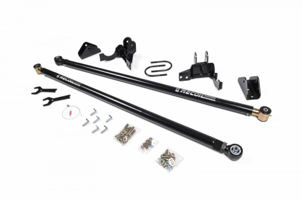 BDS - BDS  RECOIL Traction Bar System w/ Mount Kit   2011-2019 Chevy/GMC 2500/3500 2WD4WD (121408) & (123409)